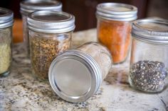 Get really granular with it. Cook at home, and cook at home what you cook with at home — we mean spices! Save by putting together everything from apple pie spice to Italian seasoning. Come find out how!