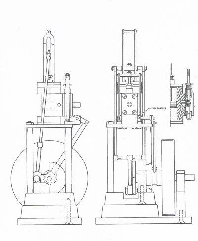 Steamdreams - Baupläne Zeichnungen