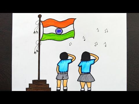 Featured image of post Republic Day Drawing Images For Kids