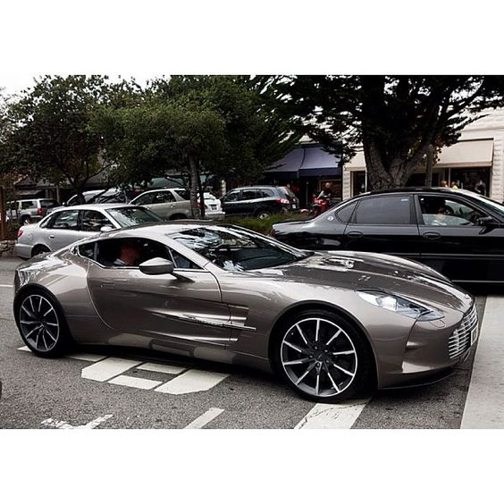 Aston Martin One 77 Car Dealerships Uk: Probably The Best Photo Of An Aston Martin One 77 I've