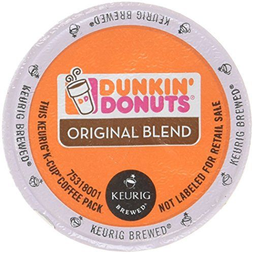 32 Count - Dunkin Donuts Original Flavor Coffee K-Cups For Keurig K Cup Brewers (2 boxes of 16 k cups) - http://teacoffeestore.com/32-count-dunkin-donuts-original-flavor-coffee-k-cups-for-keurig-k-cup-brewers-2-boxes-of-16-k-cups/