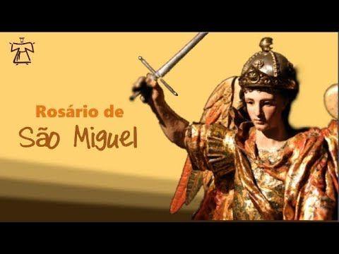 Dia 40 Rosario De Sao Miguel Arcanjo Terco Dos Anjos