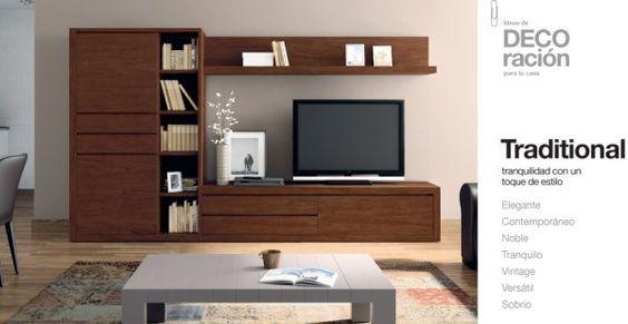 Mueble » Muebles De Salón Kibuc - Las mejores ideas e ...