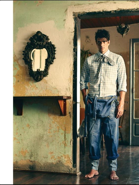 Nilo Caprioli | Produtor de Moda