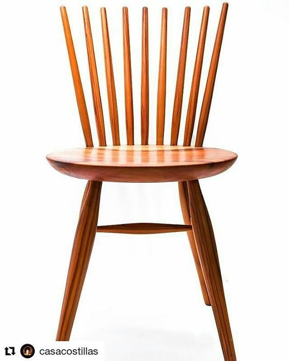 #Repost @casacostillas with @repostapp ・・・ Cadeira Severino!  Apresentada na MADE em São Paulo! #casacostillas #made2016  #cadeira #designautoral  #designmobiliario #decoracao #decor #design #designfurniture #tornearia #designart #chair #woodturning #woodwork #furniture #decoracaodeinteriores #madesp #mercadoartedesign