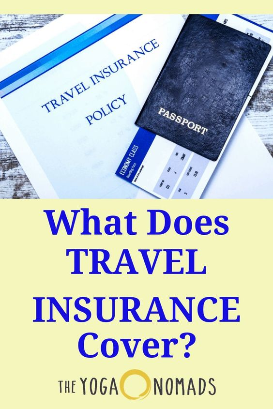 What Does Travel Insurance Cover World Nomads With Images