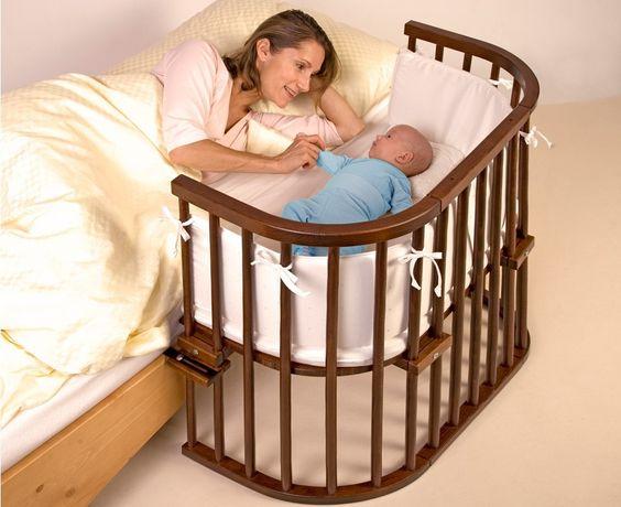 Cunas de colecho: cuna de colecho individual para recien nacidos
