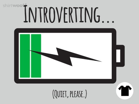 Introverting... - $8.00 + $5 standard shipping