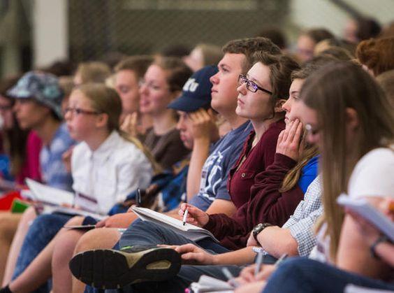 BYU Education Week 2015: 'Was that Revelation or Just Me?'   Deseret News