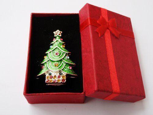 Beutiful Xmas Christmas Tree Keychain 4GB USB Flash Drive - in Gift box - with GadgetMe Brands TM Stylus Pen by GadgetMe Brands, http://www.amazon.com/dp/B009RMU0R0/ref=cm_sw_r_pi_dp_PNhArb0YE7HG7