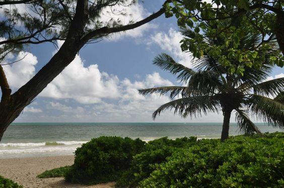 Kailua beach Park....