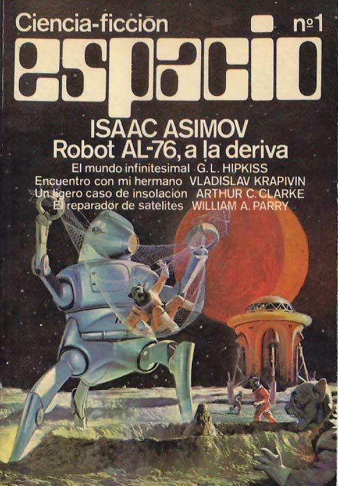 Revista Espacio (1977) de Carlos Jaumá Guix.
