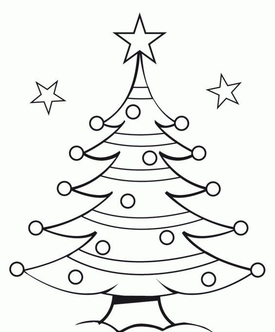 Dibujos de navidad para pintar faciles buscar con google - Dibujos navidenos originales ...