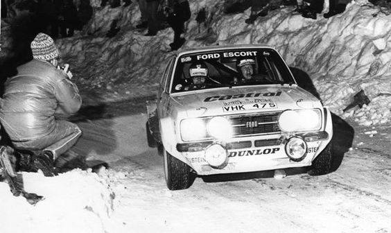 Mikkola Montecarlo 79