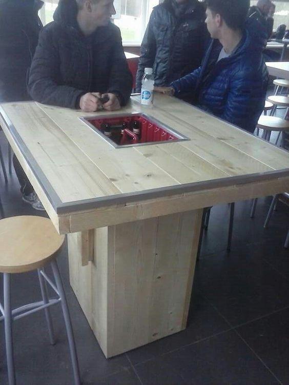 Biertafel - Tafel een italien kribbe ontwerp ...