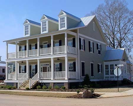 Southern Homes Plantation Style Homes And Southern Living