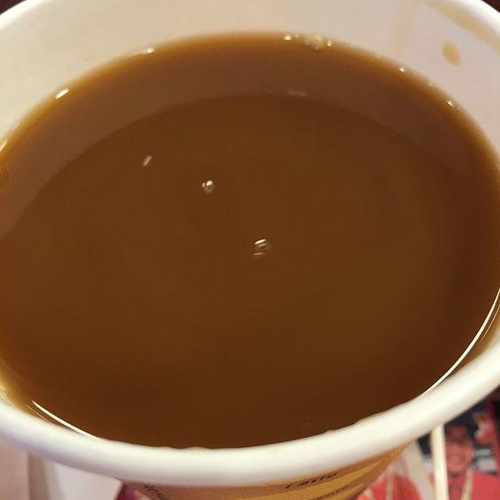 マクドナルド 池袋東口店 - ブレンドコーヒー - Foodspotting