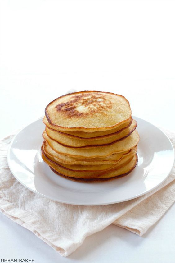 browned butter pancakes
