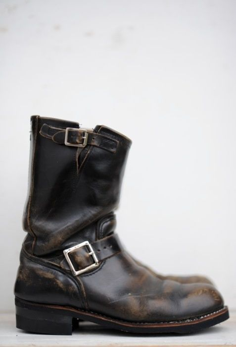 RED WING Engineer Boots