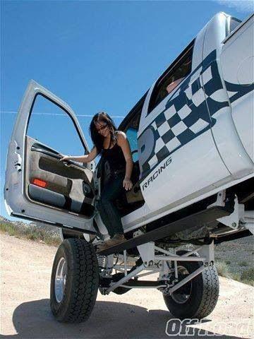 # Lifted Diesel Puckup