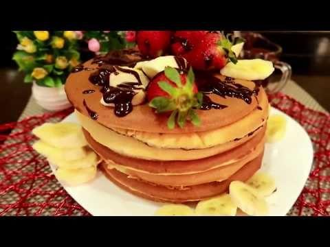 Japanese Pancake بان كيك الياباني الاسفنجي خفة وبنة ولا ارووووع Youtube Desserts Food Breakfast