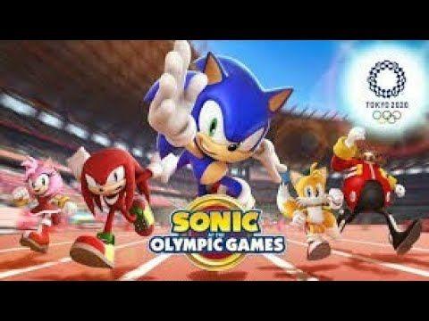Pruebo El Nuevo Juego De Sonic En Los Juegos Olimpicos Sonic Pelicula De Sonic Funny Vines