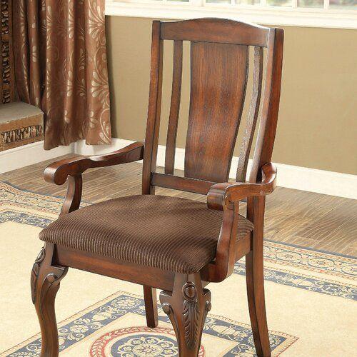 Dozier Solid Wood Dining Chair Living Funda Sillas Comedor Sillas