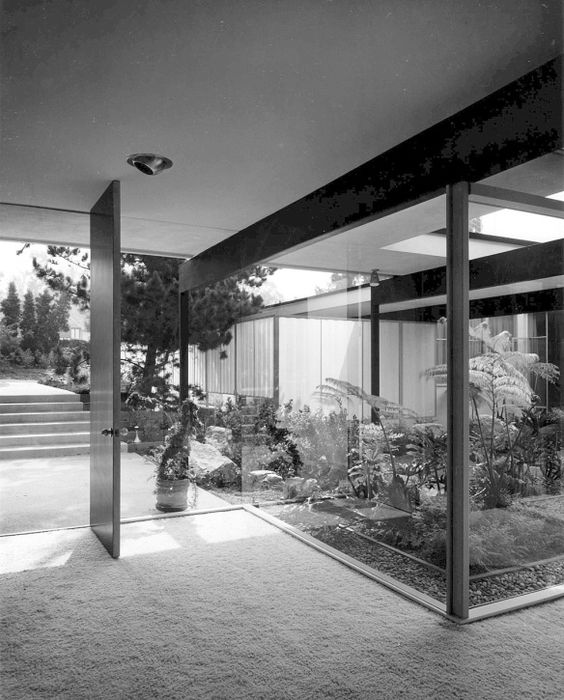 Kronish House — Neutra Architectural Modernist Classic Saved From Wrecking Ball | Faustian urGe