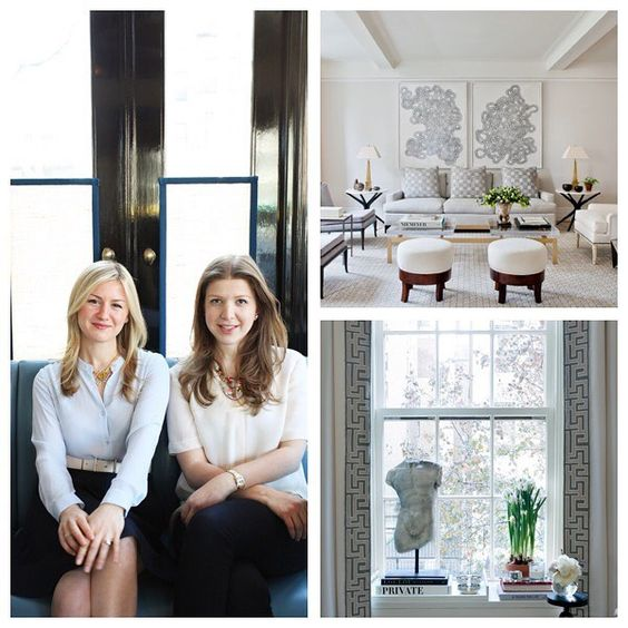 Get to know my friends Alyssa and Vivian, the talented duo behind @kapitomullerinterior in today's installment of The Style Files on LDV. Link in profile. #ldvstylefiles #ladolcevitablog #kapitomuller #interiordesign #interiors