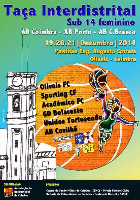 Torneio InterDistrital sub-14 femininos 2014