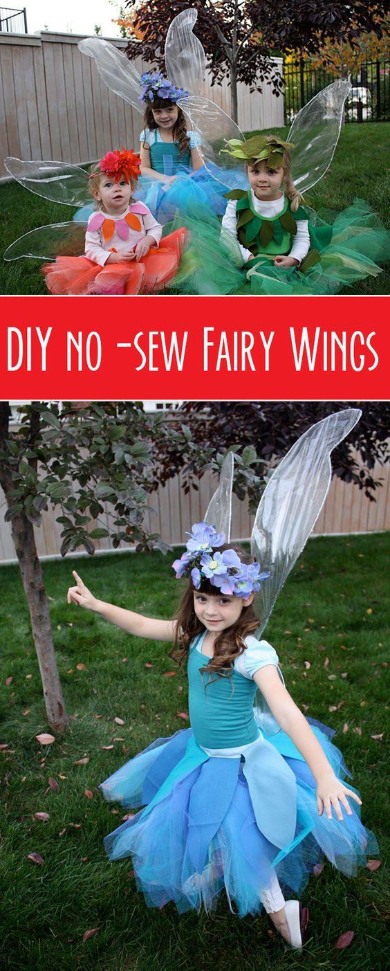 Fairy Wings Diy Fairy Wings And Wings On Pinterest 400 x 300