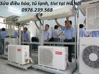 Các dịch vụ điện lạnh tại mùa hè tại Hà nội