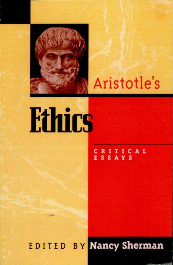 Aristotle S Ethic Ebook Rental In 2020 Critical Essay Philosophy Books Virtue Define Prompt