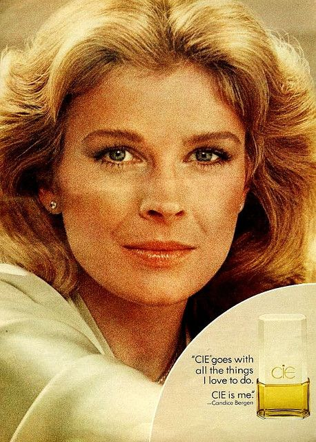 Cie - with Candice Bergen