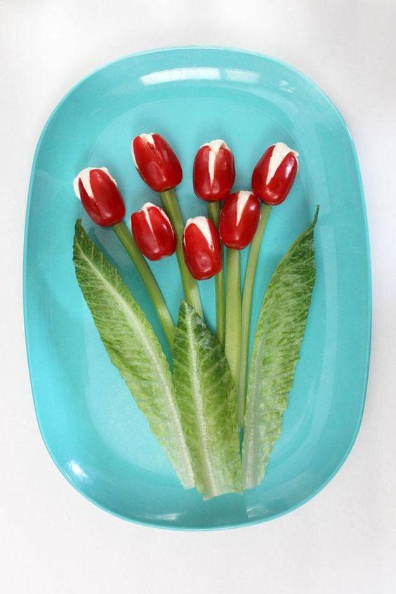 Tulipán paradicsomból