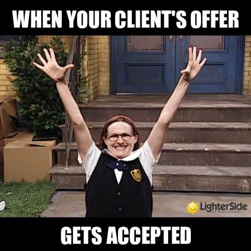 What if I do not sign the final contract to close my house sale ?