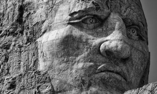 Crazy Horse Memorial - South Dakota - USA