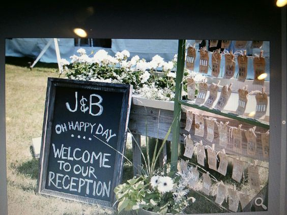 J & B Farm Wedding