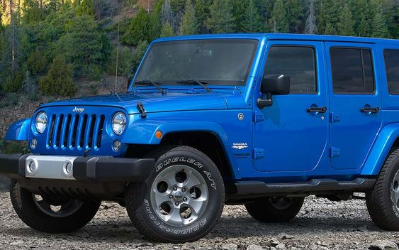 Jeep® Singapore Official Site - Wrangler Unlimited