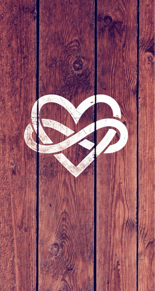 ✿ Tattoos ✿ infinity and heart