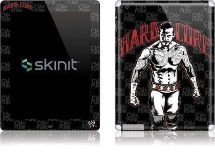 Skinit WWE Hard Core Vinyl Skin for Apple iPad 2 by Skinit. $23.99. IMPORTANT: Skinit skins, stickers, decals are NOT A CASE. Our skins are VINYL SKINS that allow you to personalize and protect your device with form-fitting skins. Our adhesive backing can be applied and removed with no residue, no mess and no fuss. Skinit skins are engineered specific to each device to take into account buttons, indicator lights, speakers, unique curvature and will not interfere with...