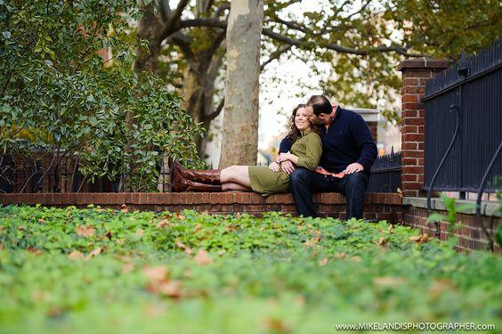 Philadelphia Engagement Photos | Kate & Brian » Mike Landis Photographer