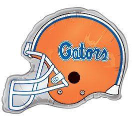 "Florida Gators NCAA Shaped Helmet 26"" Mylar Balloon:Amazon:Health & Personal Care"