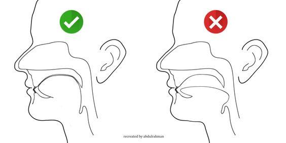 Mewing là tư thế đặt lưỡi đúng chứ không phải phương pháp mới