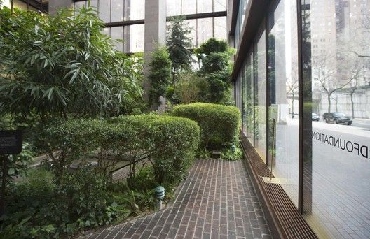 Ford Foundation Renovations By Gensler Approved By New York