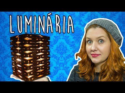 DIY: Como Fazer Luminária de Pregadores de Roupa