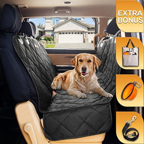 Cheap B Comfort Dog Car Seat Cover 4 Free Gifts Waterproof Pet Hammock Seat Cover For Cars Trucks Suv S Ultimate Dog Car Seat Protector Ideal Back Seat Cover Fo Dog Car Seat Cover Dog Hammock For Car Pet