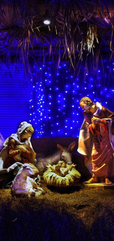 Christmas wallpapers hd and widescreen christmas nativity