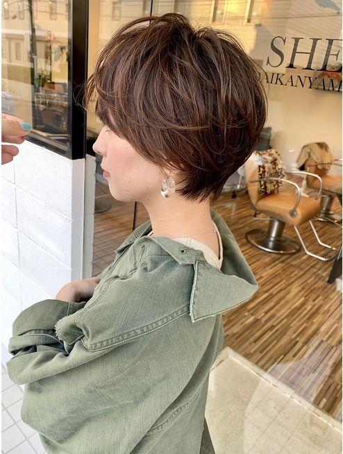 辺見えみり 髪型 ショートボブ の検索結果 Yahoo 検索 画像 ショートカット 40代 髪型 ショートボブ 40代 ヘアスタイル ショート