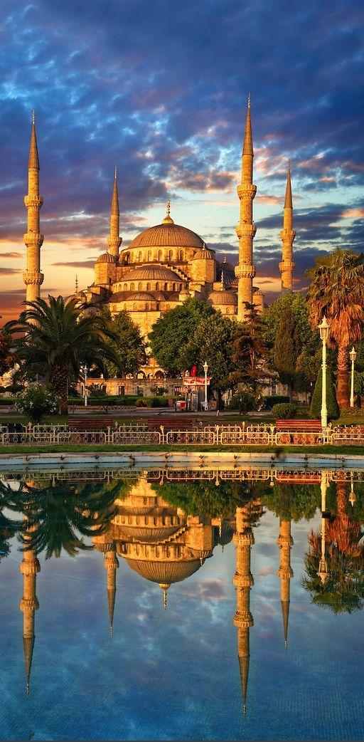 Mezquita azul. Estambul                                                       …